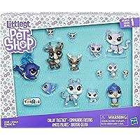 LPS Minişler Littlest Pet Shop 14'lü Miniş Kutup Hayvanları - LPS Minişler