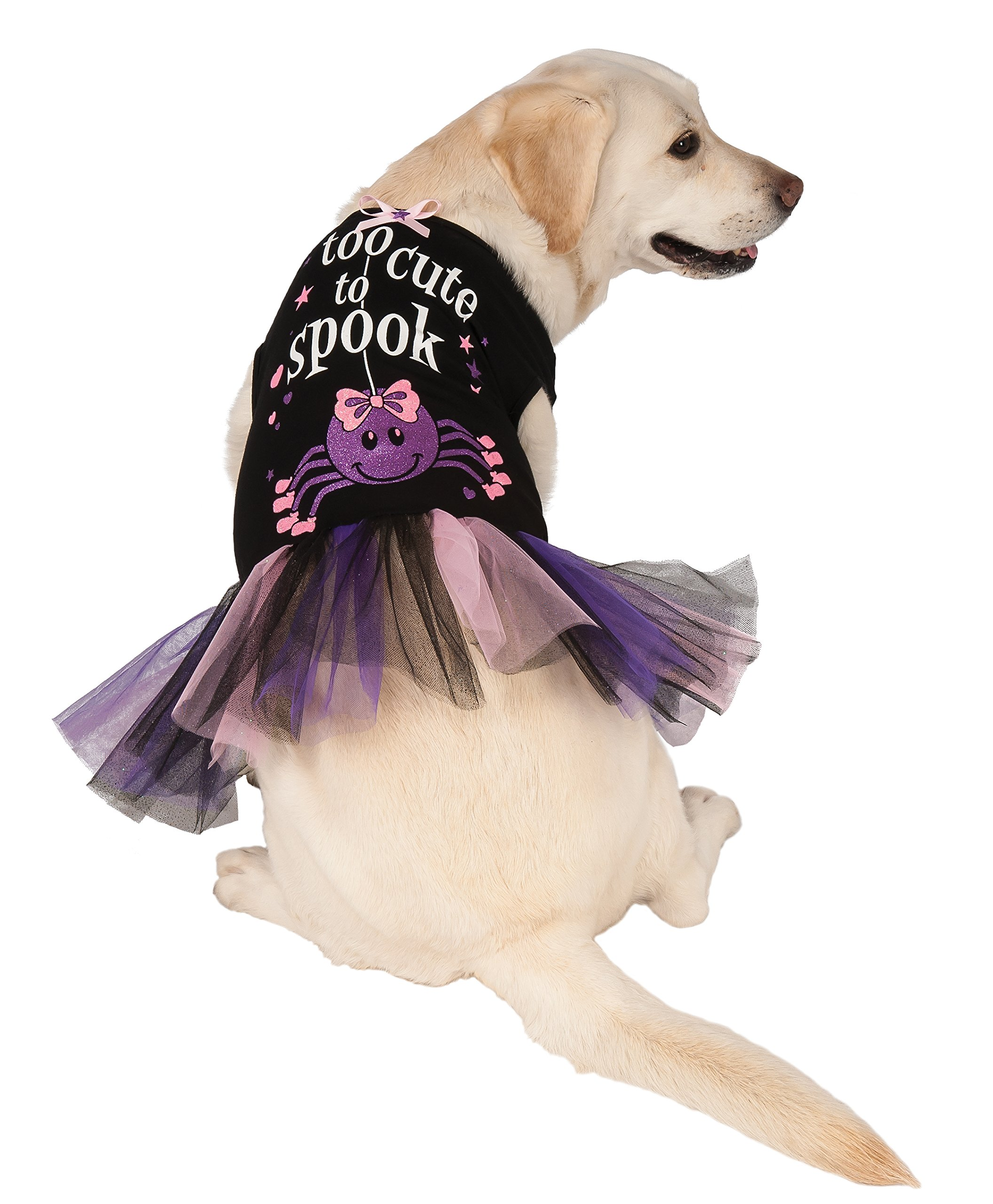 Rubie's Too Cute to Spook Pet Costume, Large, Multicolor by Rubie's