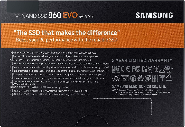 Samsung 860 EVO 500 SATA Internal SSD