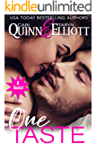 One Taste: 4 steamy standalone romances