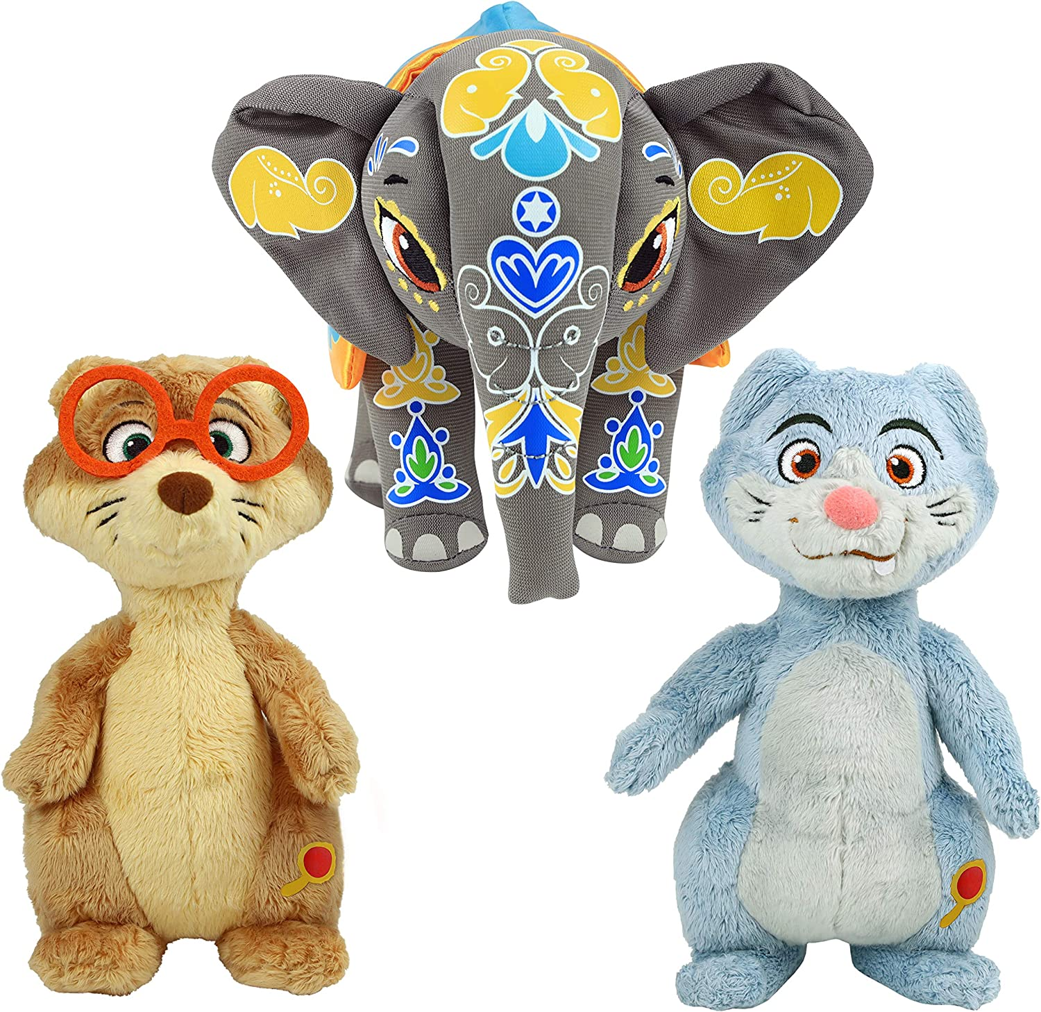 Royal Detective 7-Inch Small Plush Anoop Disney Junior Mira