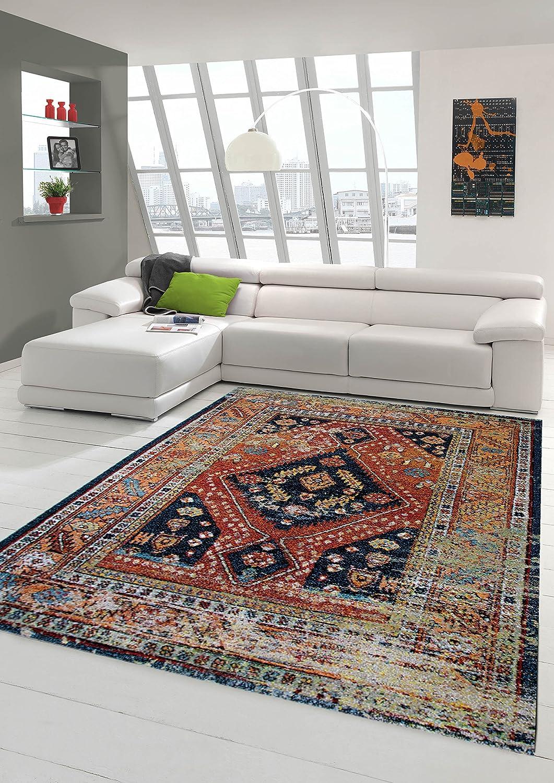 Nazar CLAS217BE Classic 217 Teppich aus synthetischem Material, beige, beige, 230x160x1.3 cm
