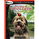 Rigorous Reading: Because of Winn-Dixie (In-Depth Guides for Great Literature), Grades 3–6 from Teacher Created Resources