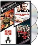 4 Film Favorites: War Heroes (The Big Red One, The Hanoi Hilton, Kelly's Heroes, Where Eagles Dare)