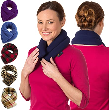 Microwave Heating Pad for Neck and Shoulders