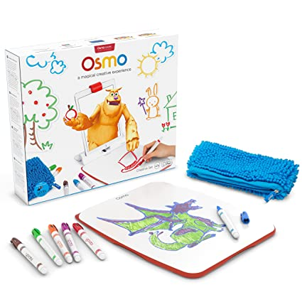 amazon com osmo monster game creative set base required toys