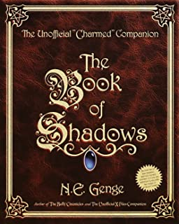 charmed book of shadows replica julia caroline scott 9781530685677