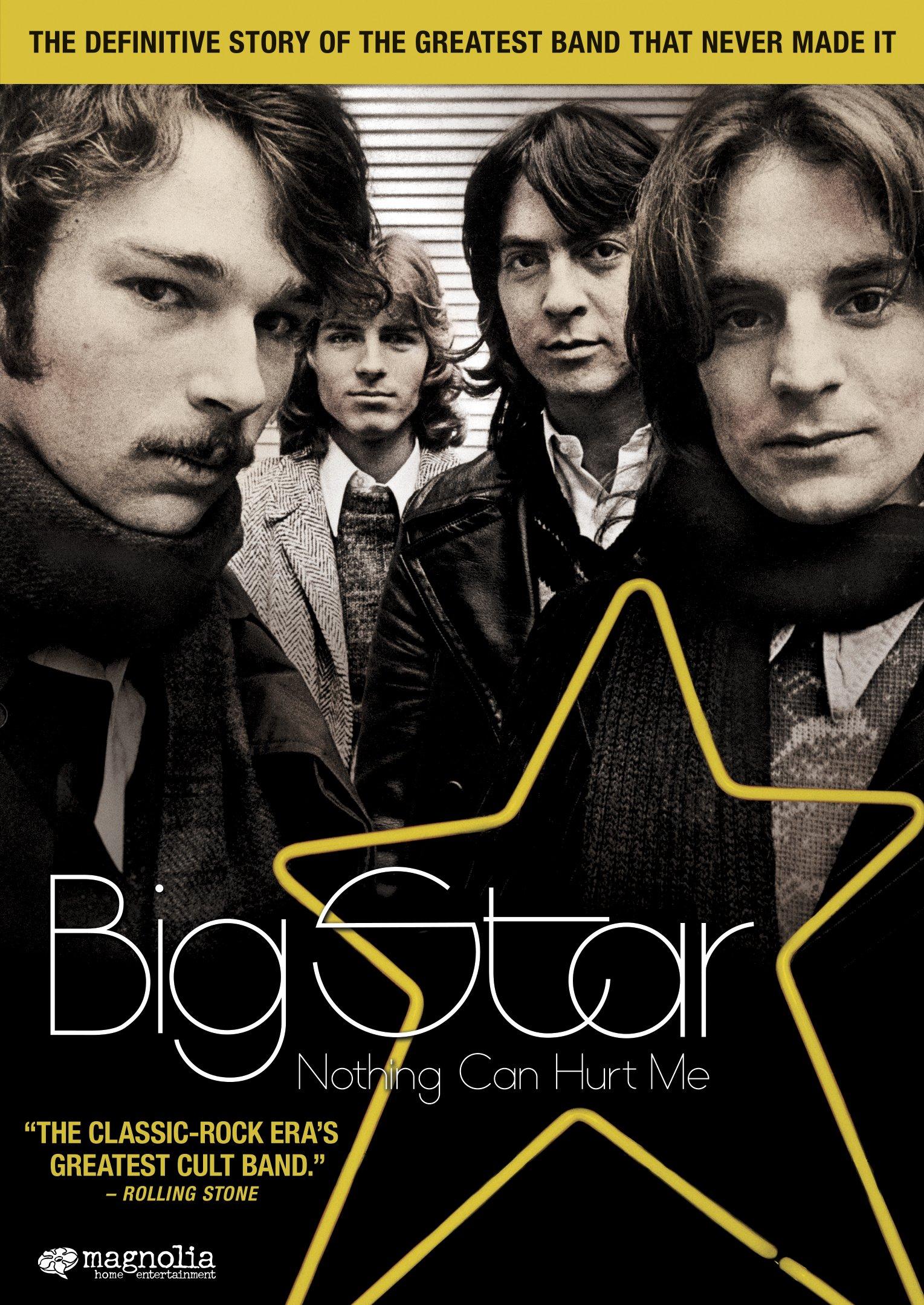 DVD : Big Star - Big Star: Nothing Can Hurt Me (DVD)