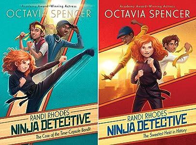 Randi Rhodes, Ninja Detective (Serie de 2 libros) Edición ...