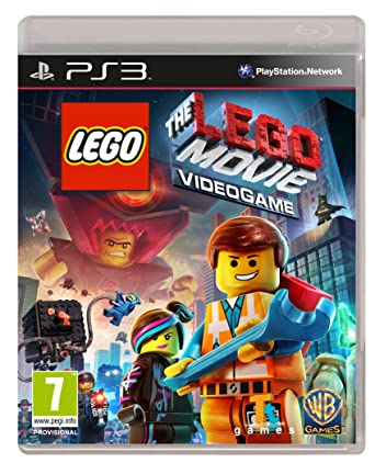The LEGO Movie Videogame (PS3): Amazon co uk: PC & Video Games