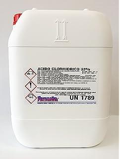 Salfumán o Ácido clorhídrico comercial | Ácido Muriático ...