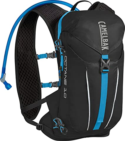 f25960448d Amazon.com : CamelBak Octane 10 70 oz Hydration Pack, Black/Atomic ...