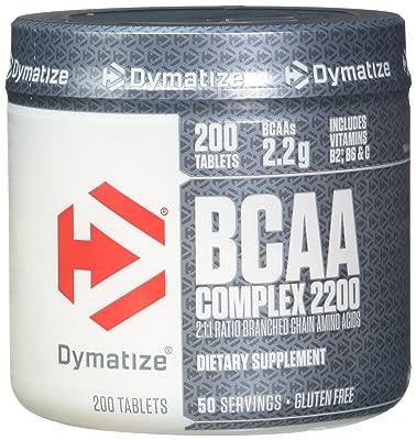 Dynamite BCAA Complex 2200