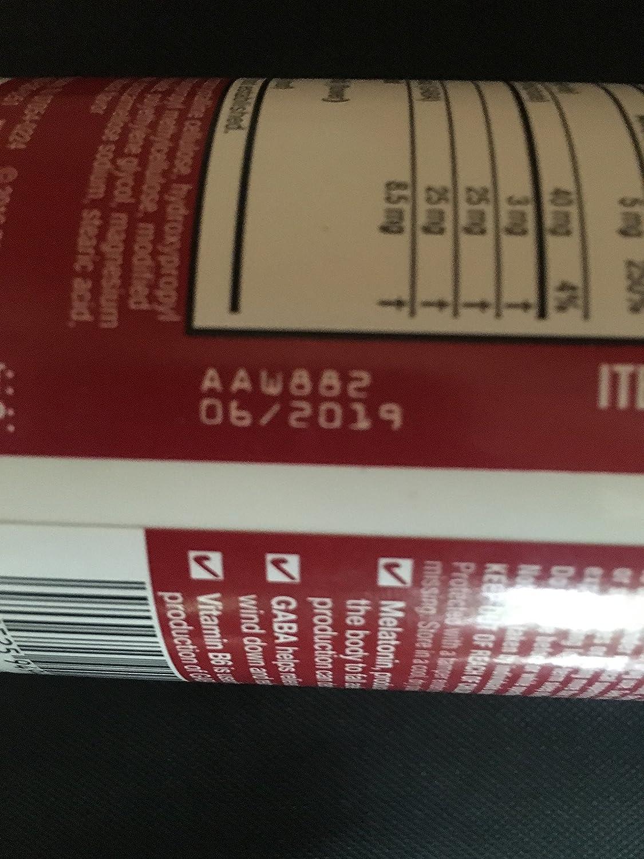 Amazon.com: Schiff Melatonin Ultra. Mega Value 2 Pack (365 Tablets Each)  3mg Melatonin + 25mg L-Theanine + 25mg GABA + Chamomile & Valerian Extracts ...