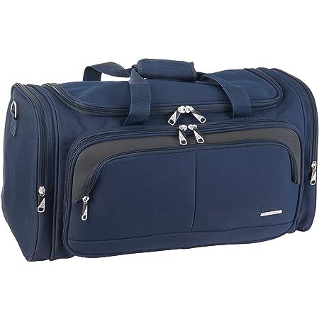 265581650a9f2 DN Travel Bag 7712 Blue Basic  Amazon.co.uk  Luggage