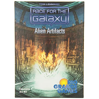 Race for The Galaxy: Alien Artifacts: Toys & Games