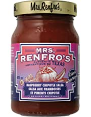 Mrs. Renfro's Chipotle Raspberry Salsa, 6-Count