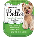 Purina Bella Pampered Meals in Savory Juices Adult Wet Dog Food - (12) 3.5 oz. Trays