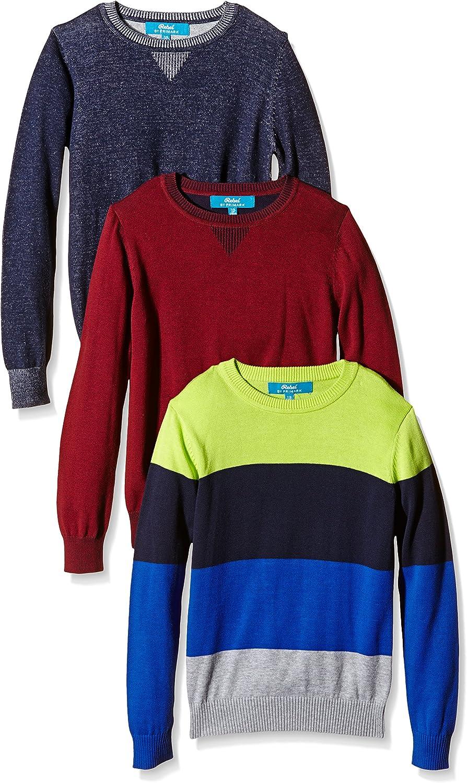 Primark - Pack de 3 jerséis, Talla 7-8 años, 128 cm: Amazon.es: Ropa y accesorios