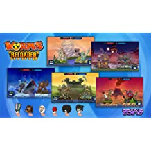 Worms Reloaded - The Pre-order Forts and Hats DLC Pack [Online Game Code]