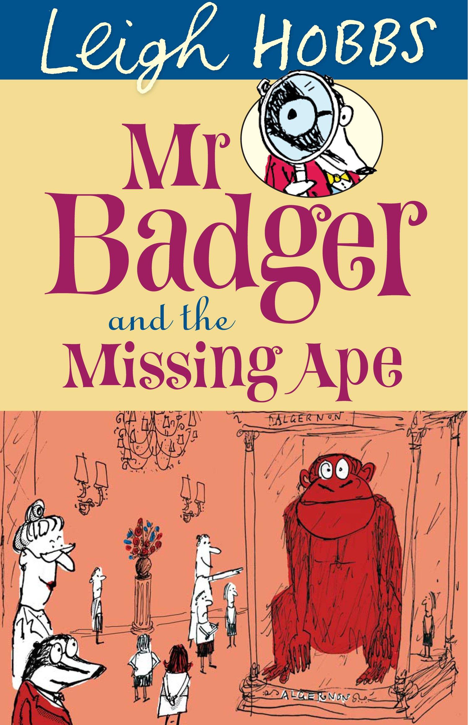 Download Mr Badger and the Missing Ape pdf