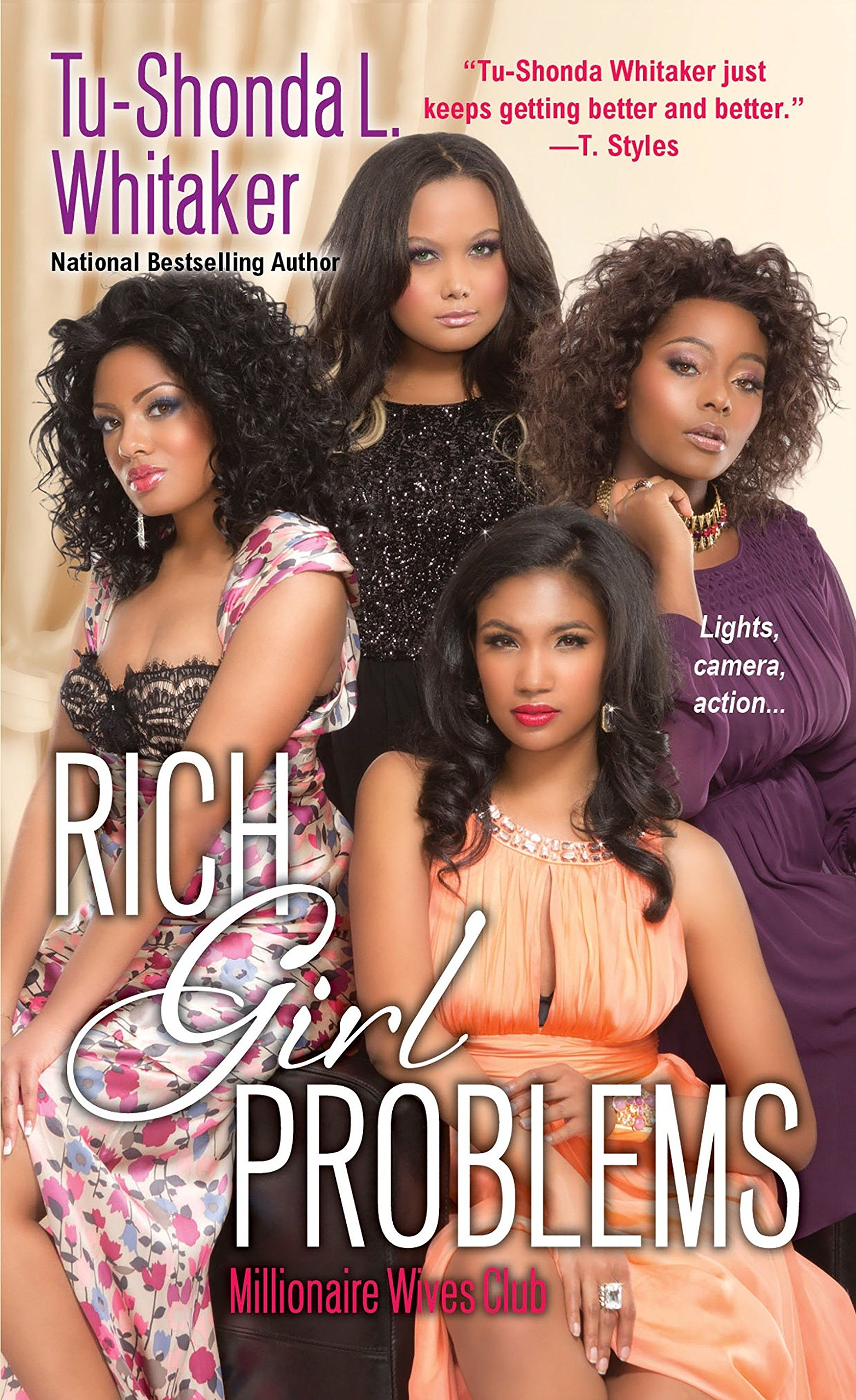 Rich Girl Problems (Millionaire Wives Club) ebook