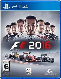 Amazoncom F1 2016 Playstation 4 Square Enix Llc Video Games