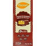 Paçoca de Castanhas Coberta com Chocolate Zero Flormel 60g