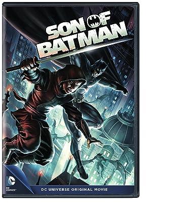 Dcu: Son of Batman [Reino Unido] [DVD]: Amazon.es: Cine y ...