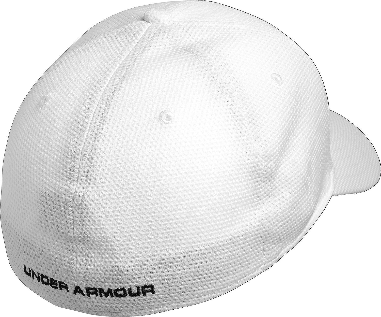 Under Armour Men s Blitzing II Stretch Fit Cap  Amazon.co.uk  Sports    Outdoors 80dd2b5ecc26