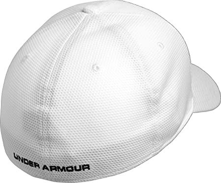 Under Armour Men s Blitzing II Stretch Fit Cap  Amazon.co.uk  Sports    Outdoors 53fc10d64930