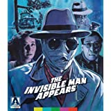 The Invisible Man Appears/The Invisible Man Vs. The Human Fly [Blu-ray]