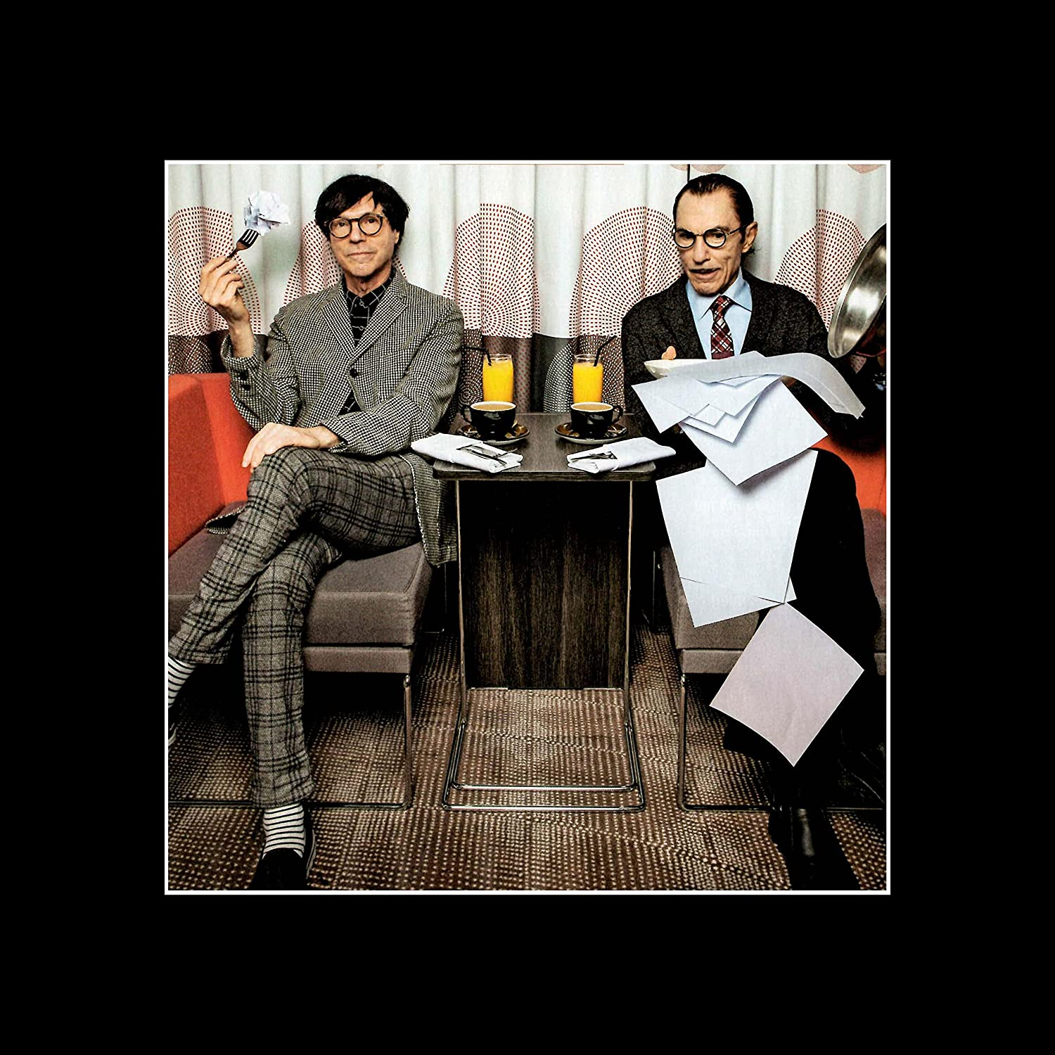 Stick It On Your Wall Russel Mael & Ron Mael – Póster de ...