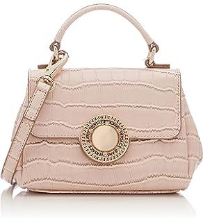 Jeans Damen Ee1vrbbo7_e70049 Henkeltasche, Pink (Rosa Intimo E426), 8.5x12.5x16.5 cm Versace