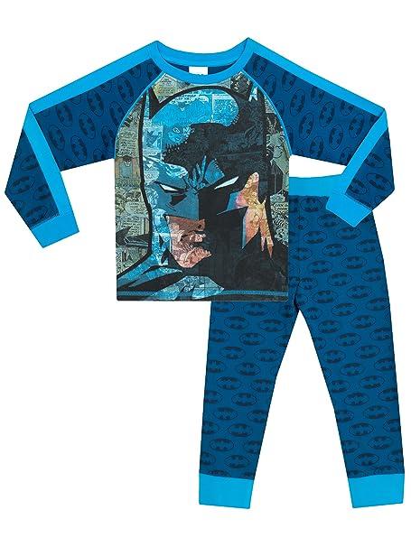 Batman - Pijama para Niños - Batman - 6 - 7 Años