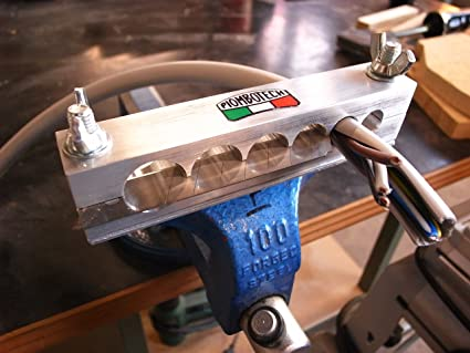 Piombotech - Máquina pelacables manual aislada Jumbo para recuperar cobre c9c70d1781dc