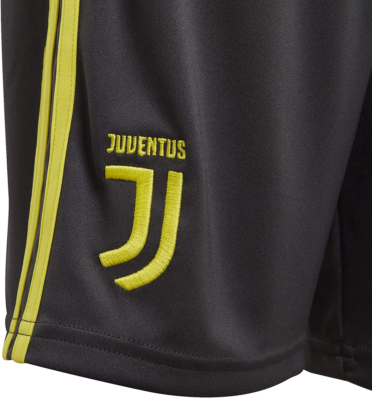Cristiano Ronaldo Juventus #7 Youth Soccer Jersey Home//Away Long Sleeve Shorts Kit Kids Gift Set