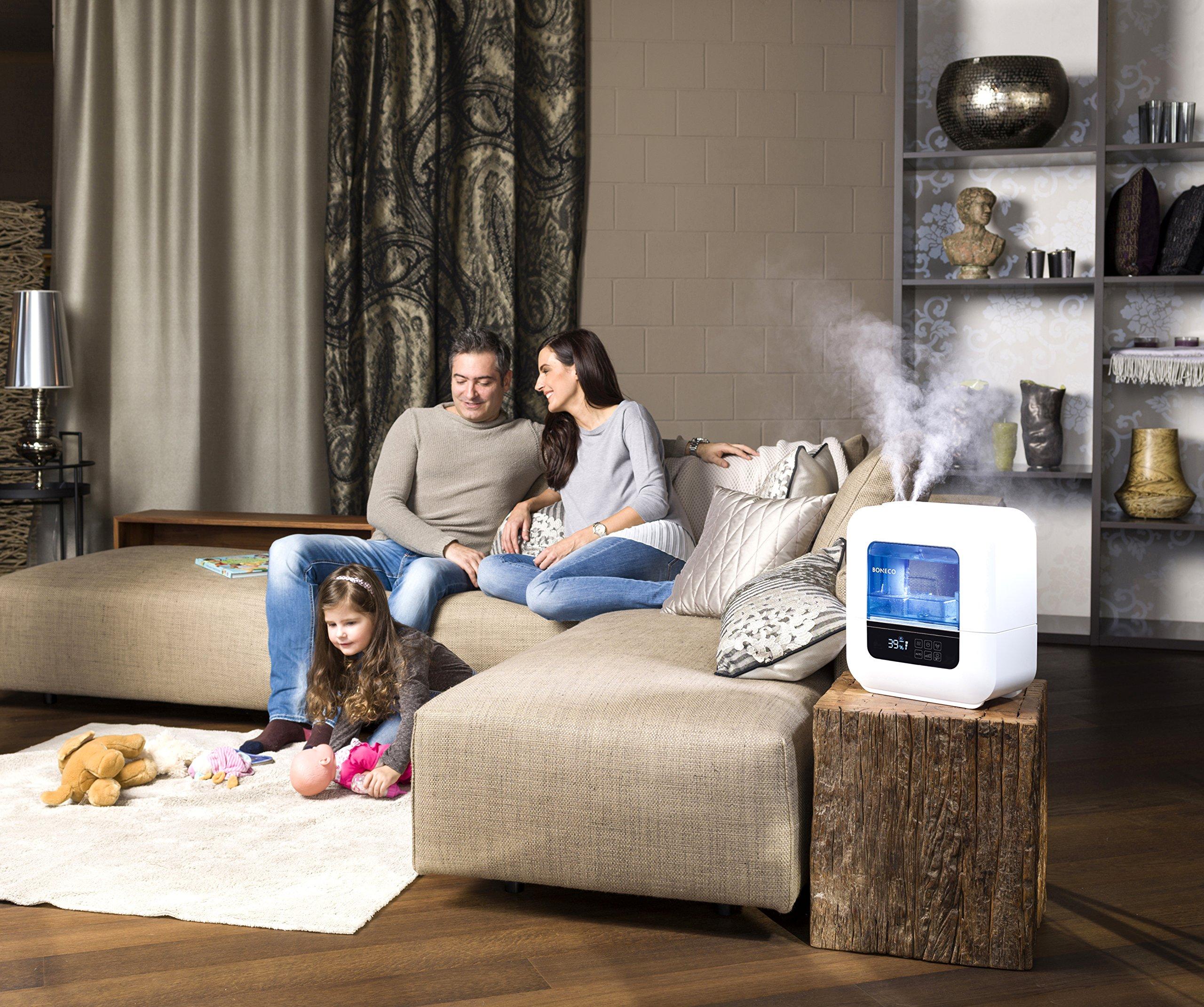 BONECO Warm or Cool Mist Ultrasonic Humidifier U700 by BONECO (Image #5)