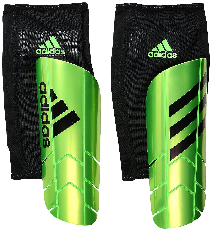 adidasゴーストプロシンガードすねあて B01GK9H1F6Solar Green/Black Large
