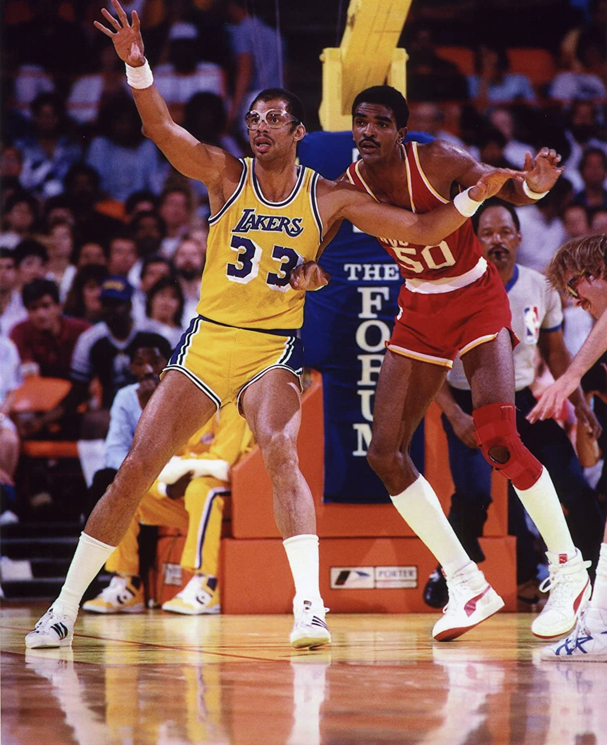 Amazon KAREEM ABDUL JABBAR LOS ANGELES LAKERS & RALPH