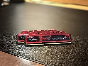 G.SKILL 8GB (2 x 4GB) Ripjaws X Series DDR3 1333MHz (PC3-10666) 240-Pin. Desktop Memory F3-10666CL9D-8GBXL