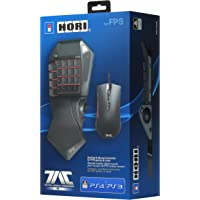HORI Tactical Assault Commander Pro (TAC: PRO) KeyPad and Mouse Controller for PS4 and PS3 FPS Games Officially Licensed by Sony - PlayStation 4