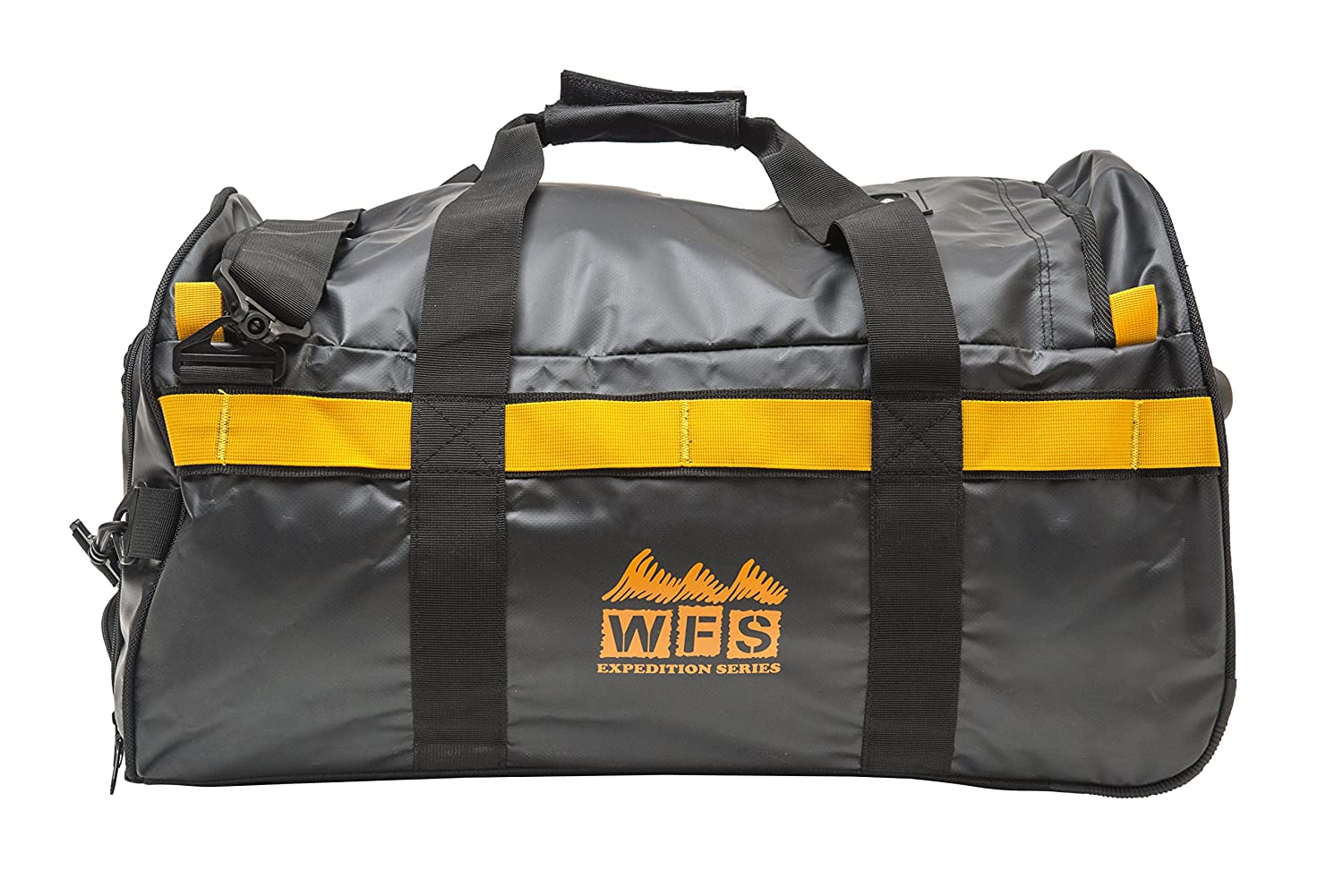 Outdoors AB-1005 World Famous Sports 24 Rolling Duffel Bag World Famous Sports