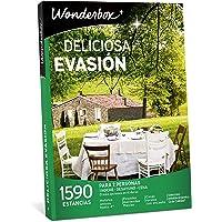 WONDERBOX Caja Regalo -Deliciosa EVASIÓN- 1.590 estancias