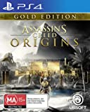 ASSASSIN'S CREED ORIGINS GOLD PS4