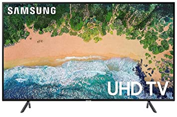 Samsung 108 Cm 7 Series 43nu7100 4k Led Smart Tv Amazon In Electronics