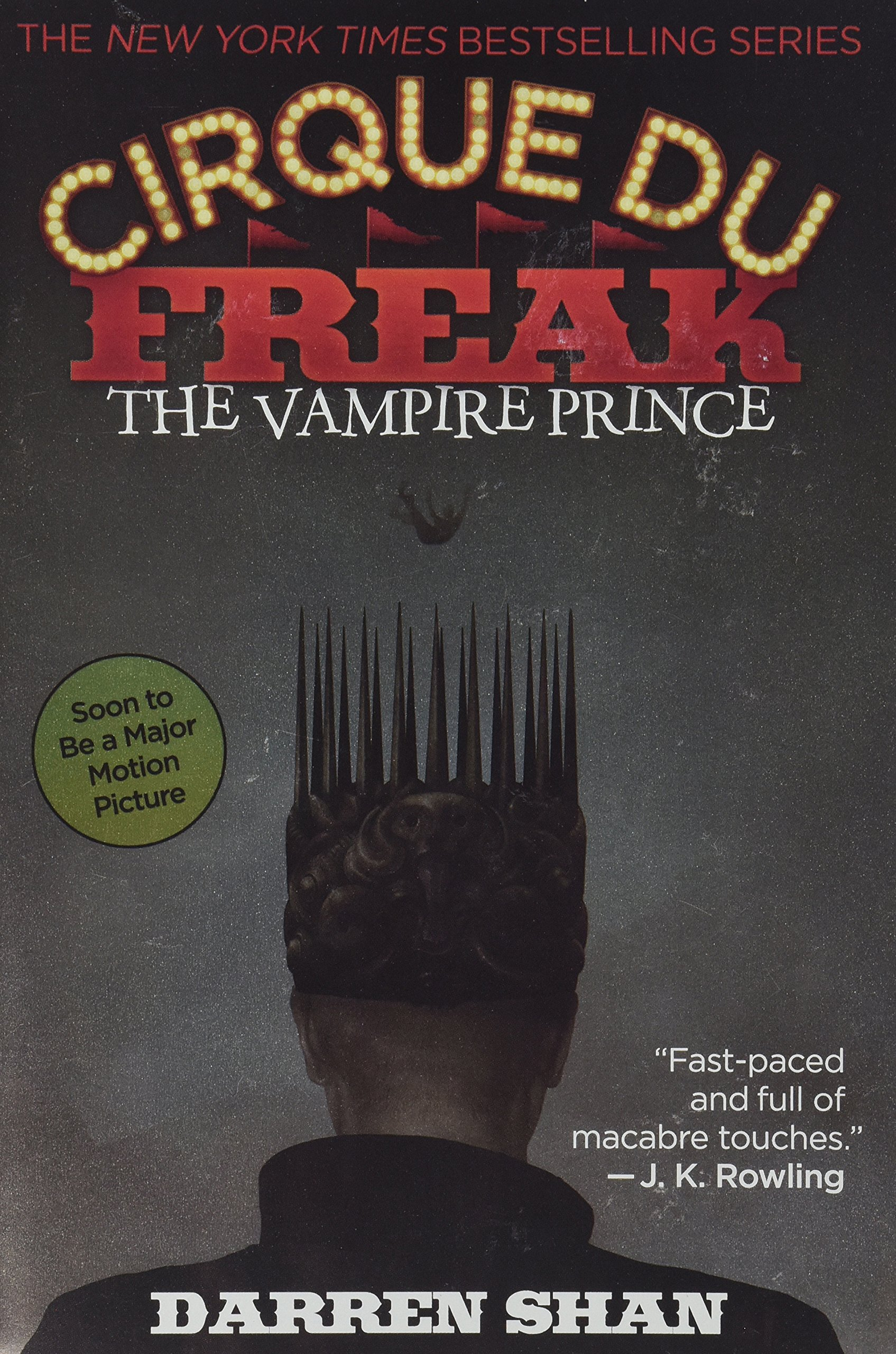 Cirque Du Freak Vampire Prince product image