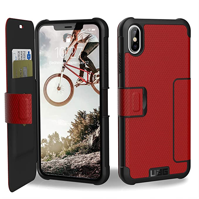 huge selection of 20f40 44172 Amazon.com: URBAN ARMOR GEAR UAG iPhone Xs Max [6.5-inch Screen ...