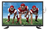 RCA 24-Inch LED HD TV with built-in DVD Player (Renewed)