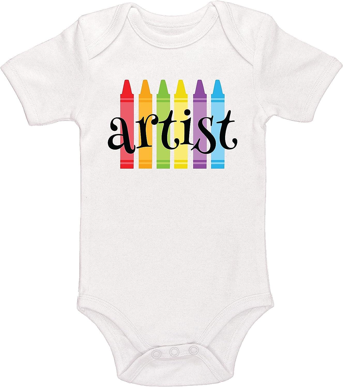 Starlight Baby Artist Bodysuit